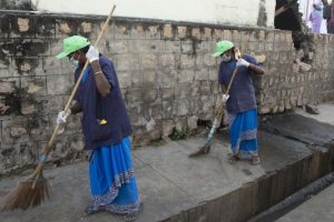 COVID-19: Sanitation Workers Require Access to Menstrual Health