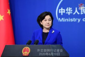 China Says 'Agreement' Reached With India, 'Two Sides' Acting to 'Ameliorate' Situation