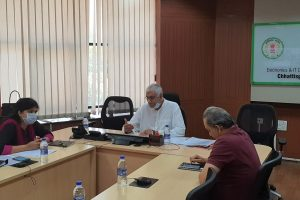 Union Govt Never Asked for Data on Oxygen Shortage Deaths: Chhattisgarh Health Min