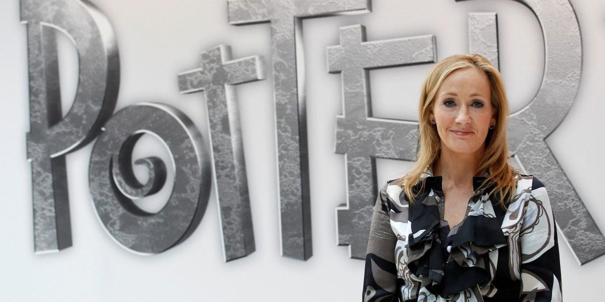 J.K. Rowling Writes Essay Defending Right to Speak on Trans Issues