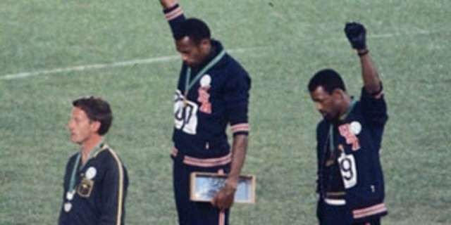 Peter Norman, the White Man in That Photo