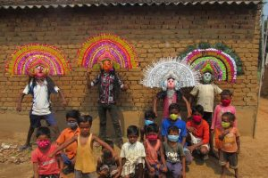 COVID-19, Lockdown Have Wrecked the Lives of Bengal's Famous Chhau Dancers