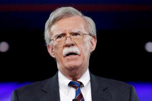 US Government Sues Former Trump NSA John Bolton to Block Book Publication