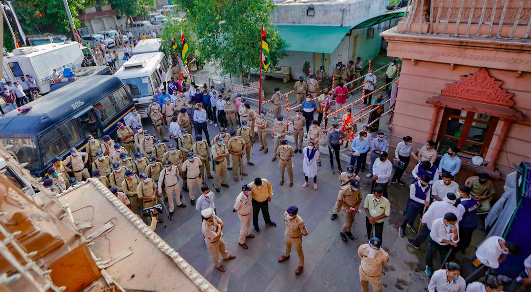 Gujarat HC Refuses to Follow SC's Puri Example to Allow Ahmedabad Rath Yatra