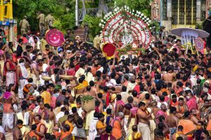 The Puri Rath Yatra Was Held for All Reasons Except Good Science