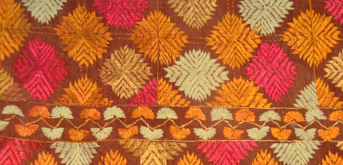 Book Review: 'Phulkari From Punjab' Traces Every Thread of Punjab's Embroidery