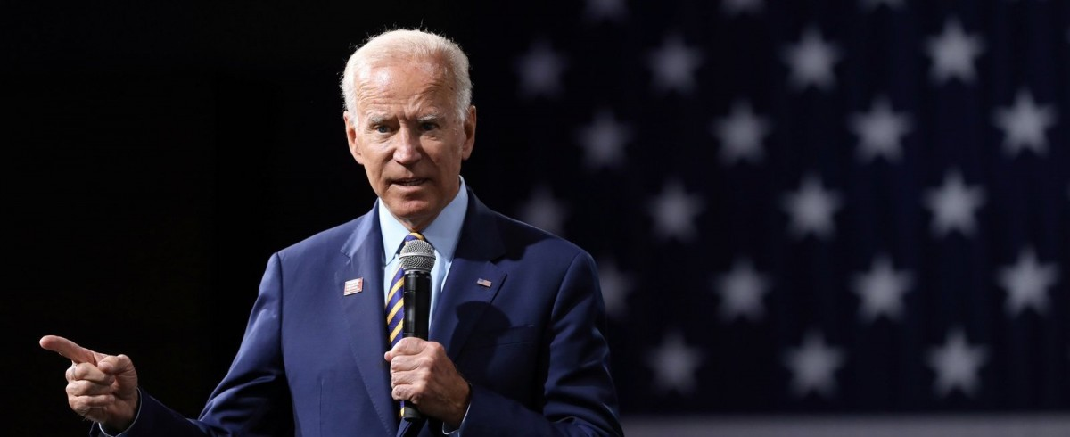 Joe Biden 'Disappointed' With CAA, NRC, Seeks Restoration of Rights for People of Kashmir