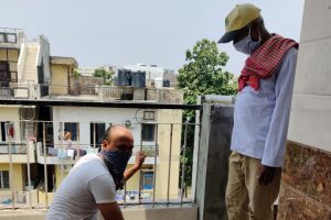 Travails and Travesties: The Plight of the Migrants Who Didn't Leave Delhi
