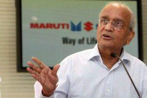 Make Indian Manufacturing Competitive to Reduce Chinese Imports: Maruti Suzuki Chairman