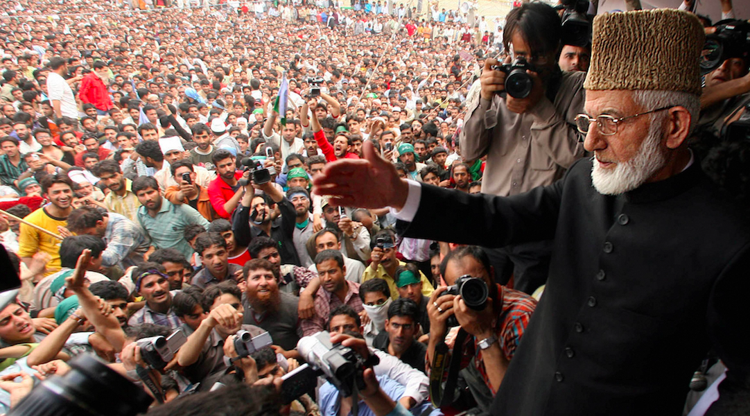 Who After Geelani? Questions Over Leadership Have Opened Pandora's Box for Hurriyat