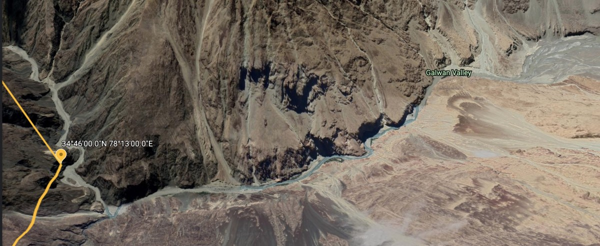 Hundred Days Since Chinese Incursions in Ladakh Were Detected, India is in Unchartered Waters
