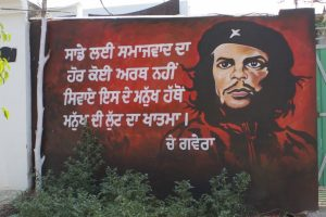 Che, Lenin, Bhagat Singh: How One Man Is Taking Punjab Down Revolutionary Road