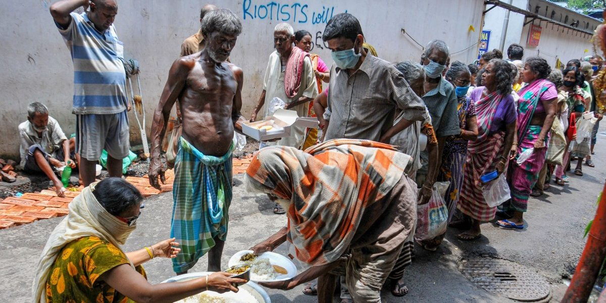 How Have the Centre's Food Distribution Schemes Performed So Far?