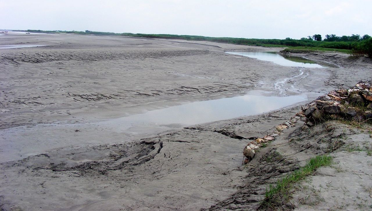 A Story in Images: Why Does Bihar's Koshi River Change Course So Often? – The Wire Science
