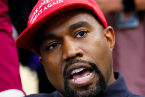 Kanye West Announces US Presidential Bid on Twitter, Unclear if Serious