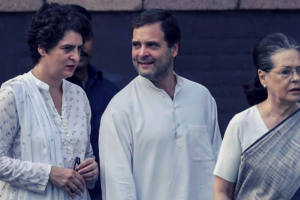 Forget Lutyens, the Gandhis Must Also Vacate the Congress Space