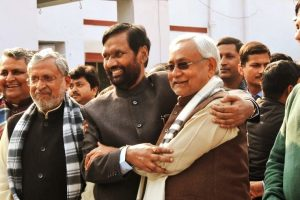Bihar: Party Action Against LJP Leader Before Polls Indicates Rift Within NDA