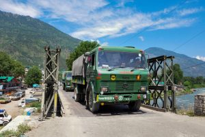 A Logistical Battle Awaits the Indian Army's Troops in Ladakh