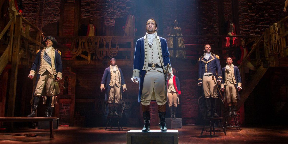 'Hamilton' Review: An Electrifying Soundtrack Recreates a Forgotten History