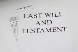 The Importance and the Consequences of Writing a Will