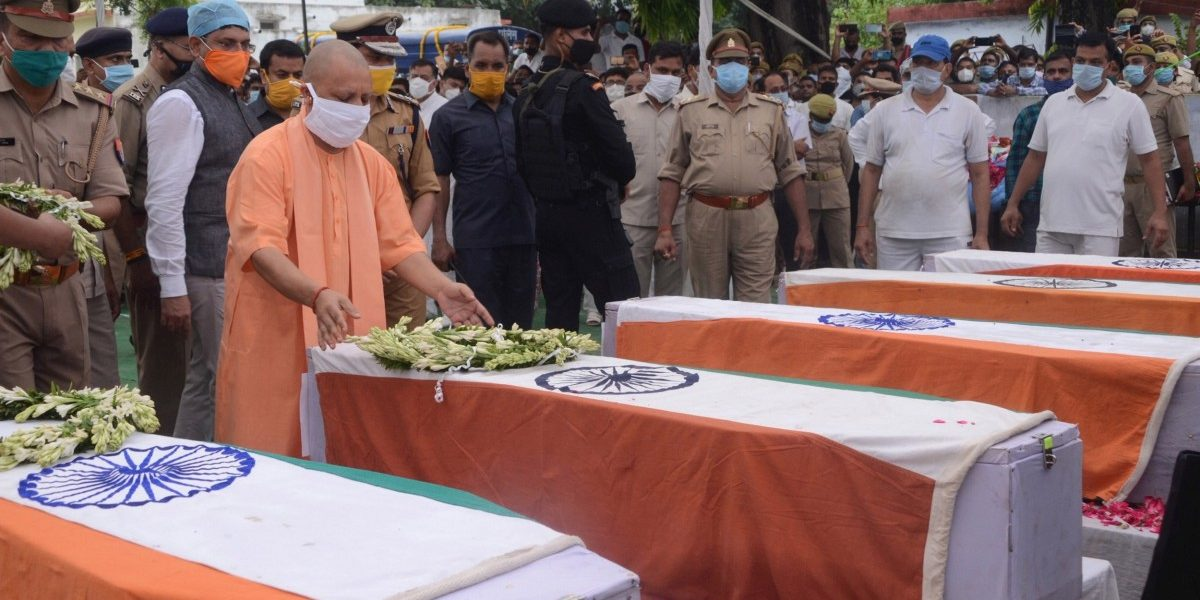 Yogi Adityanath's War on Crime Excluded Powerful, Connected Criminals Like Vikas Dubey
