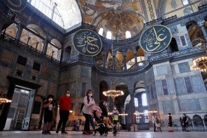 Turkey Court Likely to Rule on Hagia Sophia's Conversion to Mosque Today