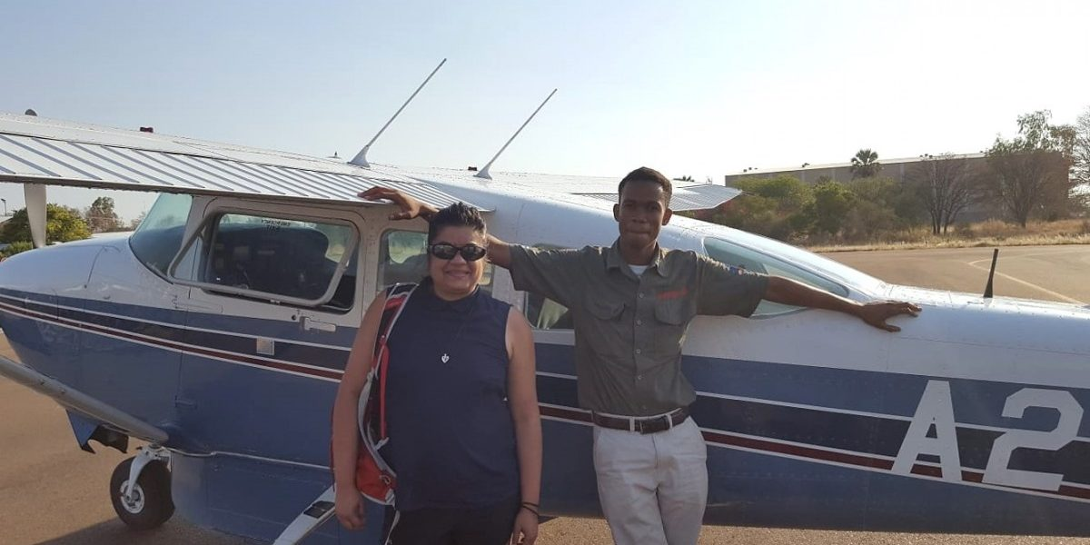 A Journey by Air, Water and Road in the Okavango Delta