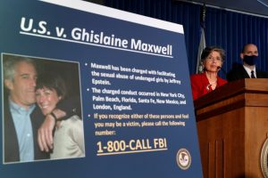 Ghislaine Maxwell Seeks Bail and Denies Jeffrey Epstein-Related Charges