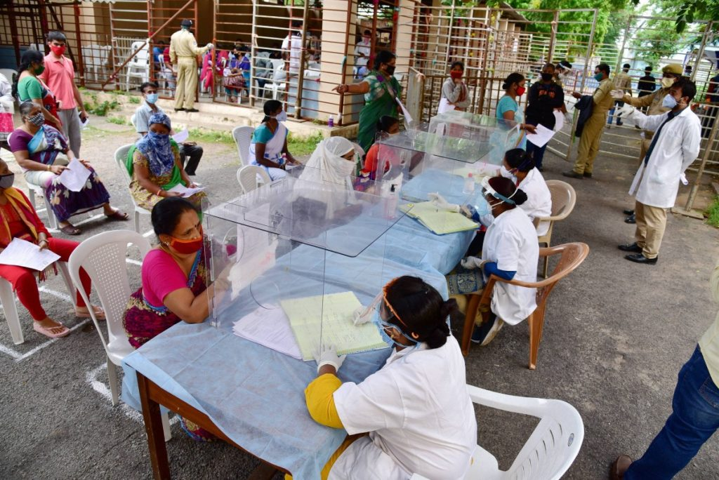 90% of 105 nations' health systems hit by COVID-19