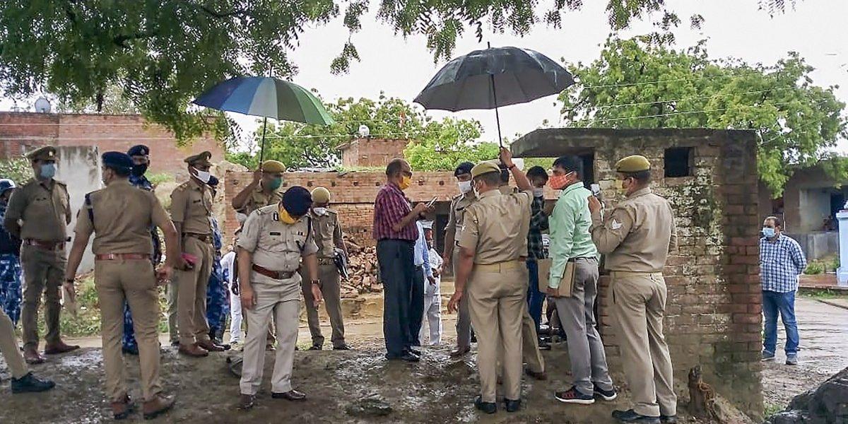 Vikas Dubey Killing: UP and MP Police Dispute Escape Bid Versions