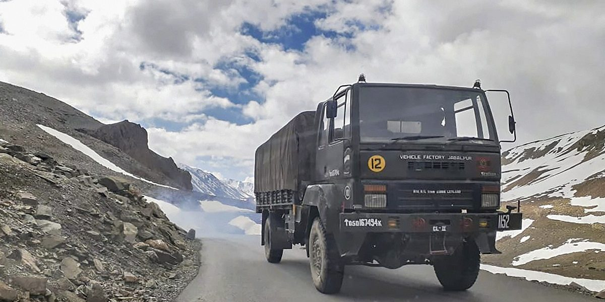 India, China Agree on 'Early and Complete' Disengagement of Troops From Eastern Ladakh