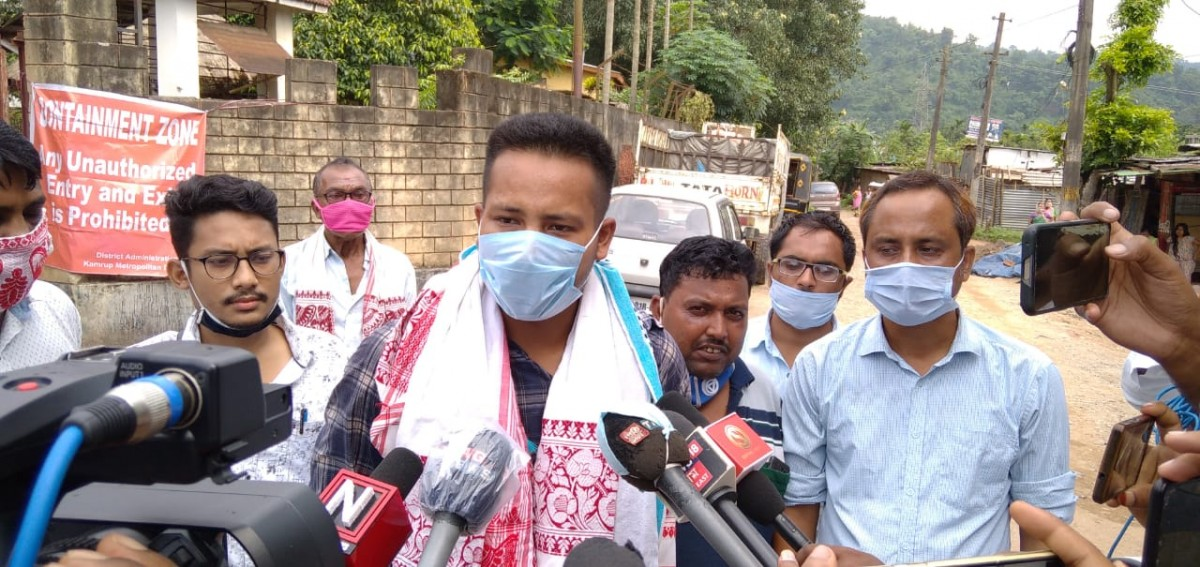 'Fear for Those in Guwahati Central Jail': Student Leader Manas Konwar After Release