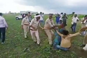 MP: Collector, SP Removed After Visuals of Dalit Couple Ingesting Pesticide Go Viral