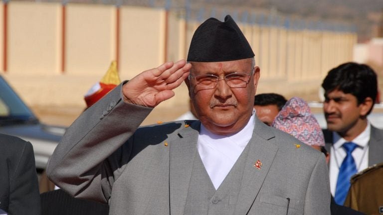 Sign of Thaw as Nepal PM K.P. Sharma Oli calls up Modi; Greets Indians on Independence Day