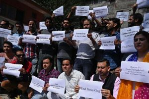 Why Journalists Are Worried About the New Media Policy in Jammu and Kashmir