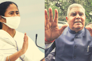 Battle Lines Drawn in Bengal: 'Election Still Far Off, Relax,' Mamata Tells Governor Dhankar