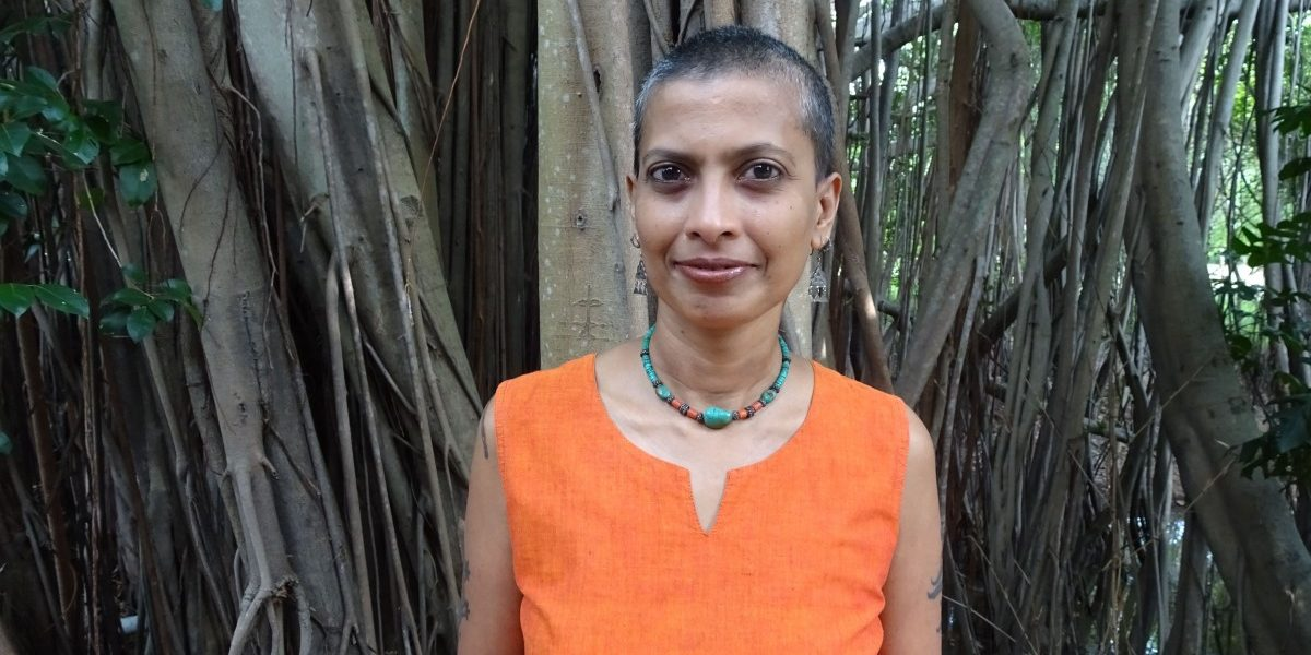 In Janaki Lenin's New Book, 'Every Creature Has a Story'. What's Hers?
