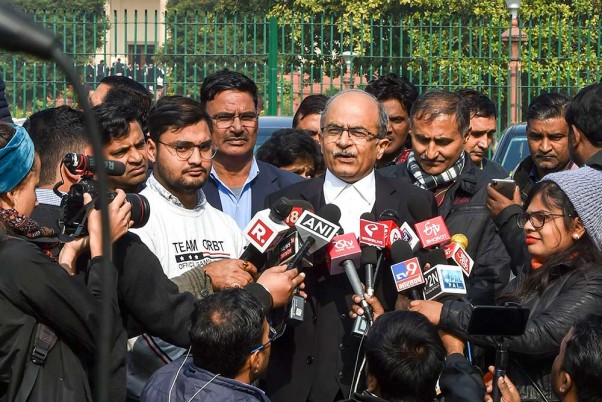 In Prashant Bhushan's Contempt Case, an Issue of Procedural Fairness Comes to the Fore
