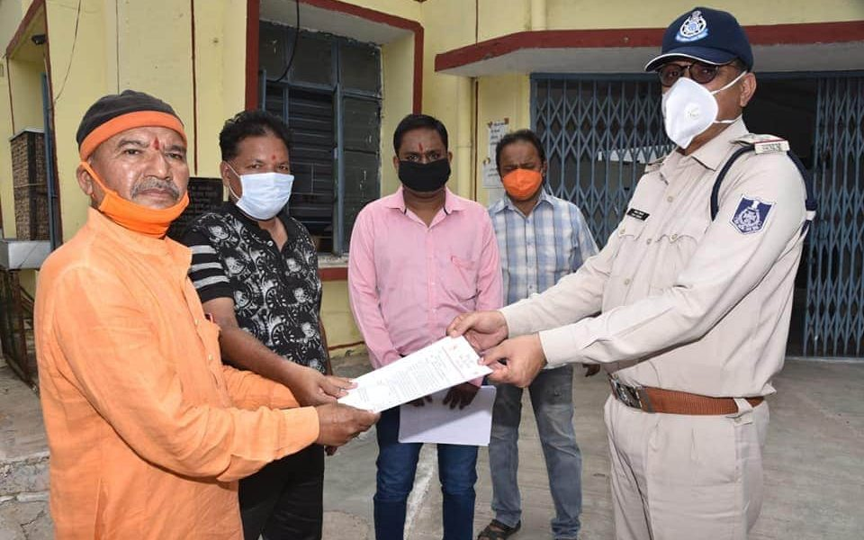 Muslim Student in Madhya Pradesh Arrested for Calling RSS Men 'Pigs' on Facebook