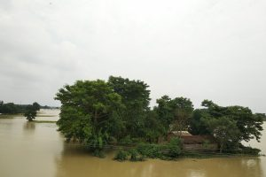 Floods Wreak Havoc Over Large Swathes of North Bihar