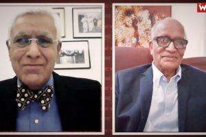 Watch   'COVID-19 Crisis an Opportunity to Restructure Indian Economy, Modi the Man to Do It'