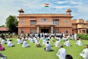 On the Back Foot After HC Judgment, Ashok Gehlot Raises Pitch For Floor Test