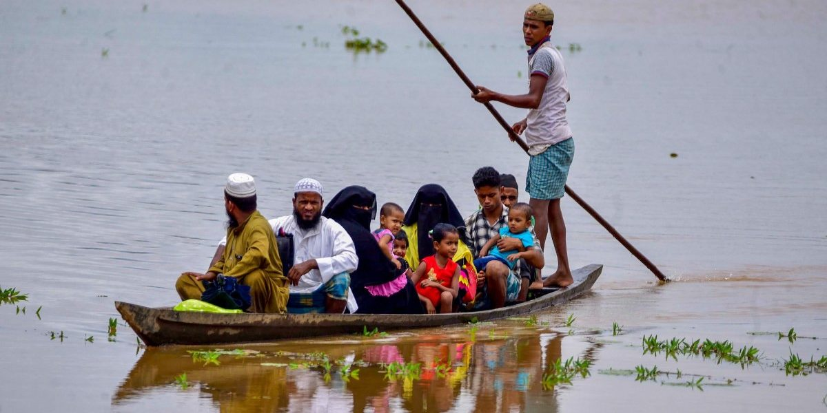 Assam Floods: Death Toll Rises to 123, 26.38 Lakh Affected in 27 Districts