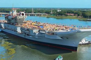 Why Indian Navy's Proposal to Acquire a Third Aircraft Carrier May Not Materialise