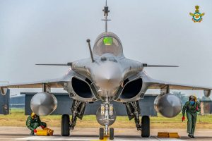 No Swadeshi Name Likely for the Indian Air Force's Rafale Fighter