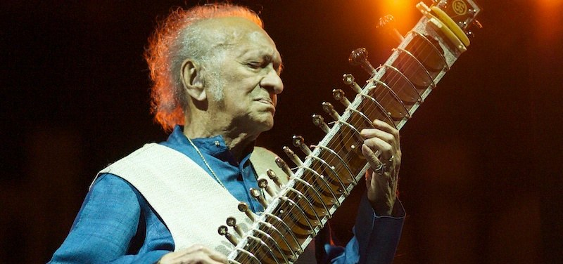 Listen With Your Hearts Not Your Heads, Ravi Shankar Told Western Audiences
