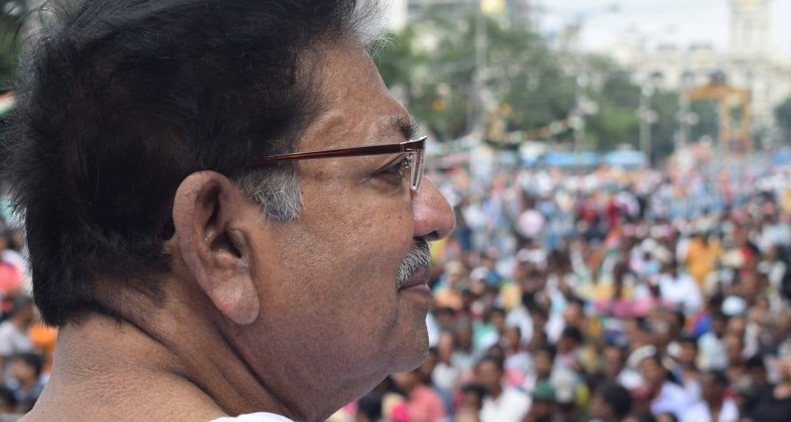 Somen Mitra's Death Has Created a Vacuum in the West Bengal Congress