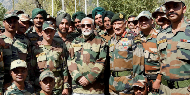 Why a Former Navy Chief is Right to Say 'Evil of Sycophancy' Will Undermine India's Military