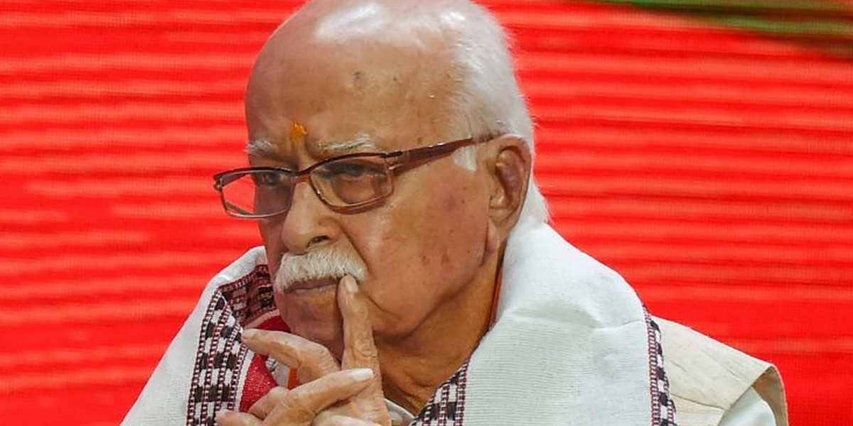 'Mandir Wahin Banayenge' Said L.K. Advani 30 Years Ago, But Will Stay Home on August 5