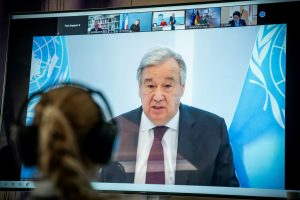 UN Chief: World Facing 'Generational Catastrophe' on Education